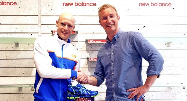 Sponsoraftale med New Balance Danmark