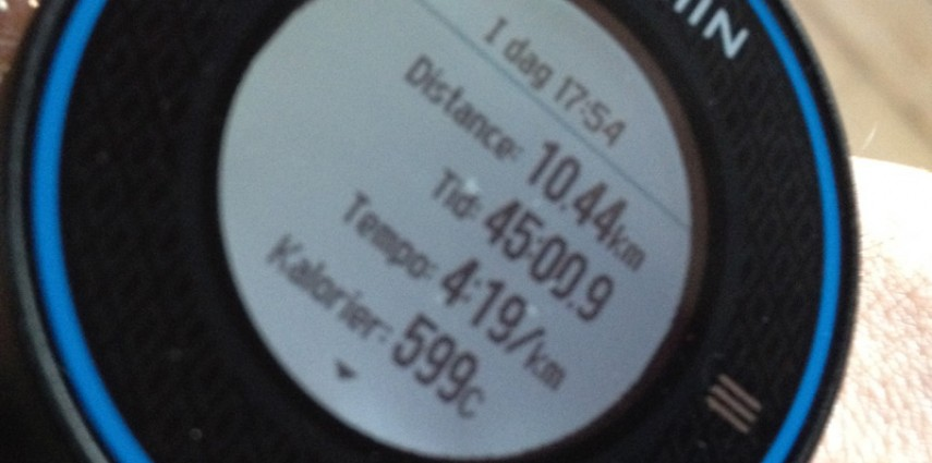 Anmeldelse af Garmin Forerunner 620 HRM løbeur