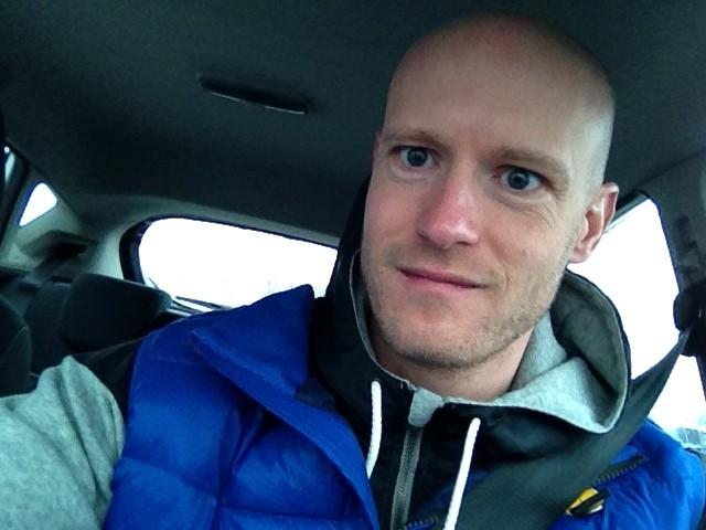 Lars Granat - en træningsnarkomans bekendelser