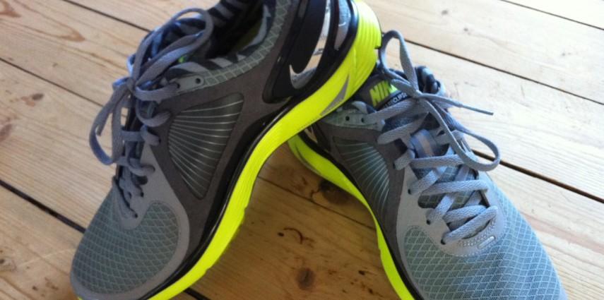 Test af løbesko: Nike Lunar Eclipse+