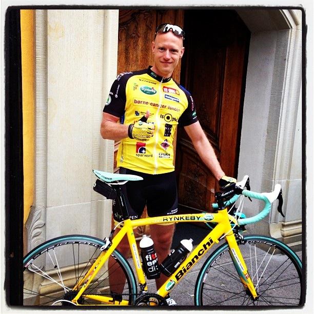 Team Rynkeby - Lars Granat