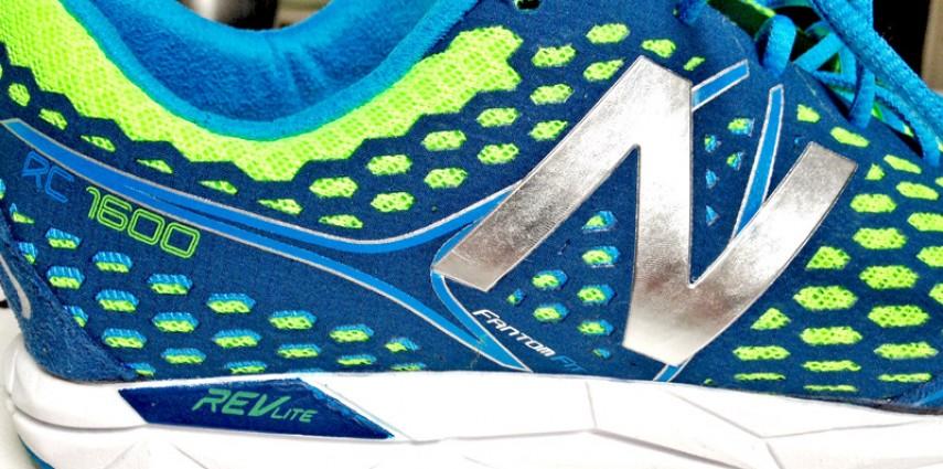 New Balance RC1600 under luppen: Den letteste sko på markedet
