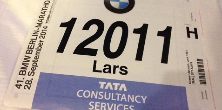 Berlin Marathon 2014 – Raceday!